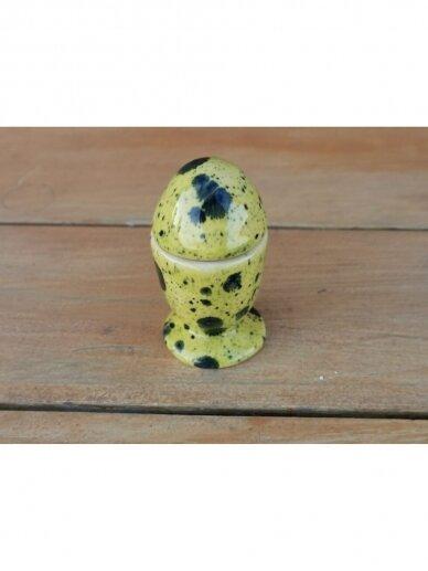 Linberžė kiaušinis našlaičių (kiaušinio laikiklis) 2