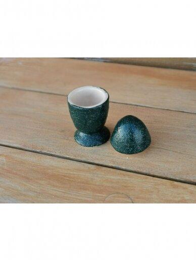 Linberžė kiaušinis žalias (kiaušinio laikiklis) 3